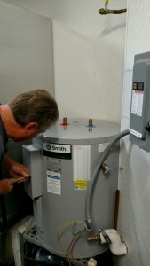 gas electric water heaters in the colony - Electric Water Heater Installation